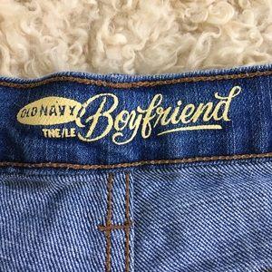 Old Navy Shorts - Old Navy Boyfriend distressed midrise short cutoff